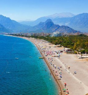 Best Beaches in Antalya