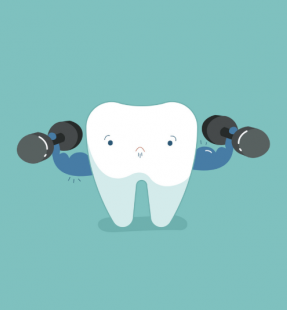 Teeth and Exercise: What's the Link?